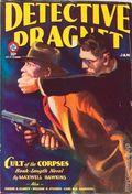 Detective-Dragnet Magazine (1930-1932 Magazine Publishers) Pulp Vol. 7 #3