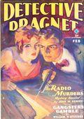 Detective-Dragnet Magazine (1930-1932 Magazine Publishers) Pulp Vol. 7 #4