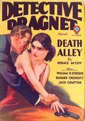 Detective-Dragnet Magazine (1930-1932 Magazine Publishers) Pulp Vol. 8 #1