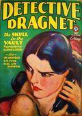 Detective-Dragnet Magazine (1930-1932 Magazine Publishers) Pulp Vol. 8 #2