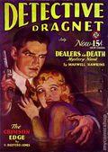Detective-Dragnet Magazine (1930-1932 Magazine Publishers) Pulp Vol. 8 #3