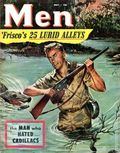Men Magazine (1952-1982) Zenith Publishing Corp. Vol. 3 #5