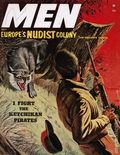 Men Magazine (1952-1982) Zenith Publishing Corp. Vol. 3 #7