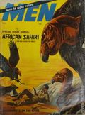 Men Magazine (1952-1982) Zenith Publishing Corp. Vol. 3 #8