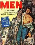 Men Magazine (1952-1982) Zenith Publishing Corp. Vol. 3 #10