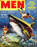 Men Magazine (1952-1982 Zenith Publishing Corp.) Pulp Vol. 3 #12