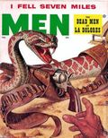 Men Magazine (1952-1982) Zenith Publishing Corp. Vol. 4 #2