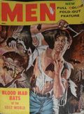 Men Magazine (1952-1982) Zenith Publishing Corp. Vol. 4 #3