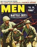 Men Magazine (1952-1982) Zenith Publishing Corp. Vol. 4 #4