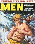 Men Magazine (1952-1982) Zenith Publishing Corp. Vol. 4 #8