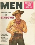 Men Magazine (1952-1982) Zenith Publishing Corp. Vol. 4 #9