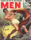 Men Magazine (1952-1982) Zenith Publishing Corp. Vol. 4 #10