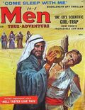 Men Magazine (1952-1982) Zenith Publishing Corp. Vol. 4 #11