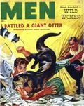 Men Magazine (1952-1982) Zenith Publishing Corp. Vol. 4 #12