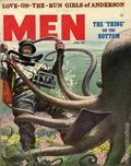 Men Magazine (1952-1982 Zenith Publishing Corp.) Pulp Vol. 5 #1