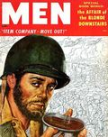 Men Magazine (1952-1982) Zenith Publishing Corp. Vol. 5 #3