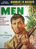 Men Magazine (1952-1982) Zenith Publishing Corp. Vol. 5 #4