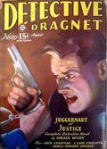 Detective-Dragnet Magazine (1930-1932 Magazine Publishers) Pulp Vol. 8 #4