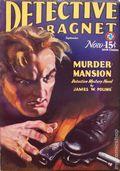 Detective-Dragnet Magazine (1930-1932 Magazine Publishers) Pulp Vol. 9 #1