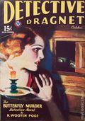 Detective-Dragnet Magazine (1930-1932 Magazine Publishers) Pulp Vol. 9 #2