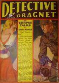Detective-Dragnet Magazine (1930-1932 Magazine Publishers) Pulp Vol. 9 #3
