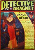 Detective-Dragnet Magazine (1930-1932 Magazine Publishers) Pulp Vol. 10 #1