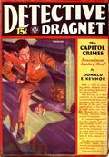 Detective-Dragnet Magazine (1930-1932 Magazine Publishers) Pulp Vol. 10 #2