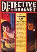 Detective-Dragnet Magazine (1930-1932 Magazine Publishers) Pulp Vol. 10 #3