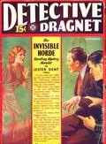 Detective-Dragnet Magazine (1930-1932 Magazine Publishers) Pulp Vol. 11 #3