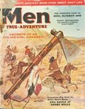 Men Magazine (1952-1982) Zenith Publishing Corp. Vol. 6 #1