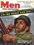 Men Magazine (1952-1982) Zenith Publishing Corp. Vol. 6 #3