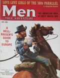 Men Magazine (1952-1982) Zenith Publishing Corp. Vol. 6 #6