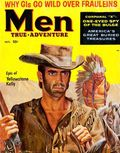 Men Magazine (1952-1982) Zenith Publishing Corp. Vol. 6 #7