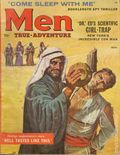 Men Magazine (1952-1982) Zenith Publishing Corp. Vol. 6 #8
