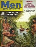 Men Magazine (1952-1982) Zenith Publishing Corp. Vol. 7 #3