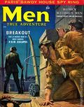 Men Magazine (1952-1982) Zenith Publishing Corp. Vol. 7 #4