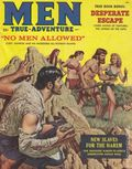 Men Magazine (1952-1982) Zenith Publishing Corp. Vol. 7 #9
