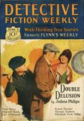 Detective Fiction Weekly (1928-1942 Red Star News) Pulp Vol. 33 #2