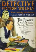 Detective Fiction Weekly (1928-1942 Red Star News) Pulp Vol. 33 #3