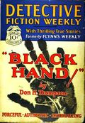 Detective Fiction Weekly (1928-1942 Red Star News) Pulp Vol. 33 #6