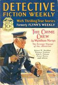Detective Fiction Weekly (1928-1942 Red Star News) Pulp Vol. 34 #1