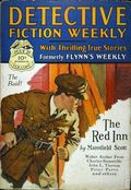 Detective Fiction Weekly (1928-1942 Red Star News) Pulp Vol. 34 #3