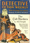 Detective Fiction Weekly (1928-1942 Red Star News) Pulp Vol. 34 #4