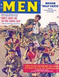 Men Magazine (1952-1982) Zenith Publishing Corp. Vol. 7 #10