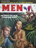 Men Magazine (1952-1982) Zenith Publishing Corp. Vol. 8 #3
