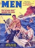 Men Magazine (1952-1982) Zenith Publishing Corp. Vol. 8 #4