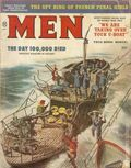 Men Magazine (1952-1982) Zenith Publishing Corp. Vol. 8 #5