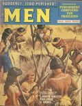 Men Magazine (1952-1982) Zenith Publishing Corp. Vol. 8 #6