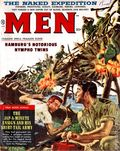 Men Magazine (1952-1982) Zenith Publishing Corp. Vol. 8 #7