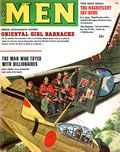 Men Magazine (1952-1982) Zenith Publishing Corp. Vol. 8 #8